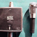 Elvis Presley used Altec mic